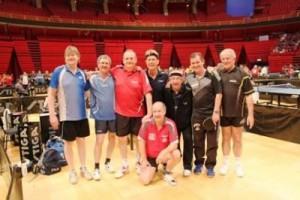 Tischtennis-Weltmeisterschaften der Senioren 2012 in StockholmSchweden